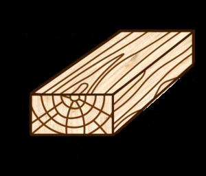 Обрезная доска 50х100 | Купить в Мариуполе