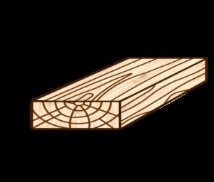 Обрезная доска 25х100 | Купить в Мариуполе