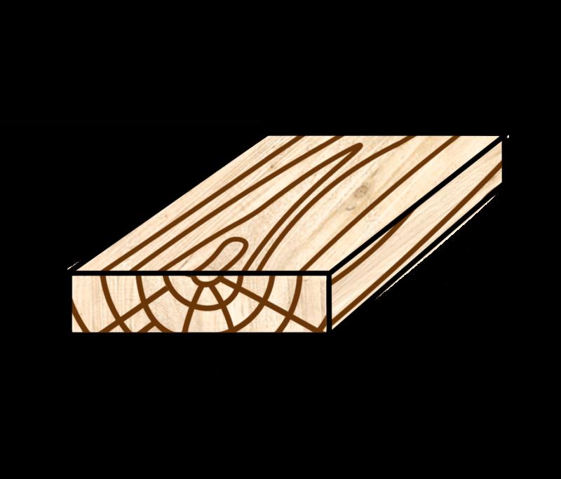 Обрезная доска 40х200 | Купить в Мариуполе