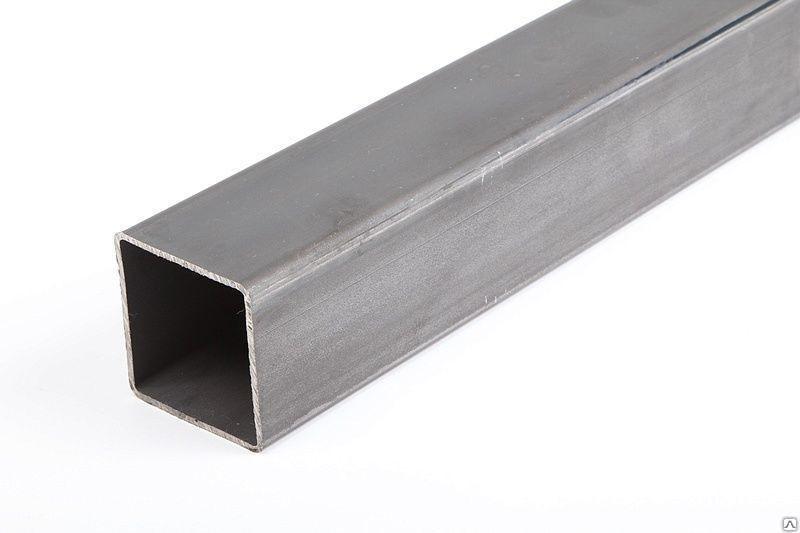 Труба профильная квадратная 50x50x2 мм мера